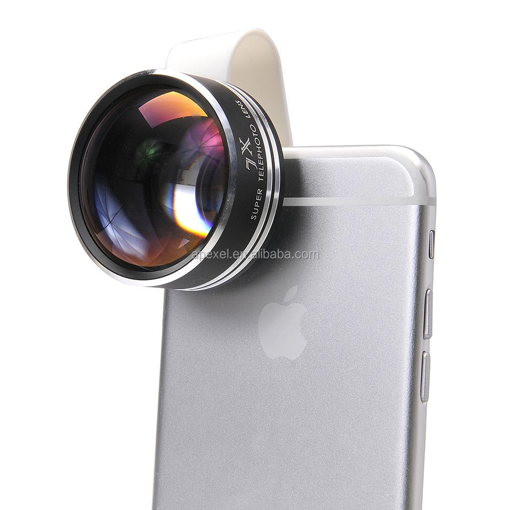 Optical Zoom 7x Telephoto Tele Photo Lens For Iphone Camera Buy 7x Telephoto Tele Photo Lens Optical Zoom 7x Telephoto Tele Photo Lens Phone Camera