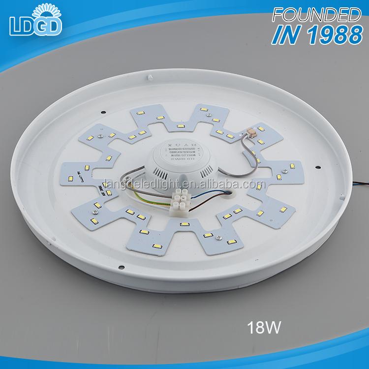 Nuovo soffitto illuminazione interna led moderne plafoniere a led ...