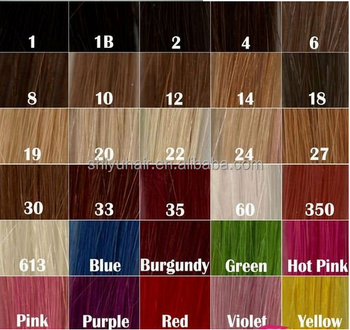 Indian remy hair color ringcolor chart hair extension buy nano indian remy hair color ringcolor chart hair extension pmusecretfo Choice Image