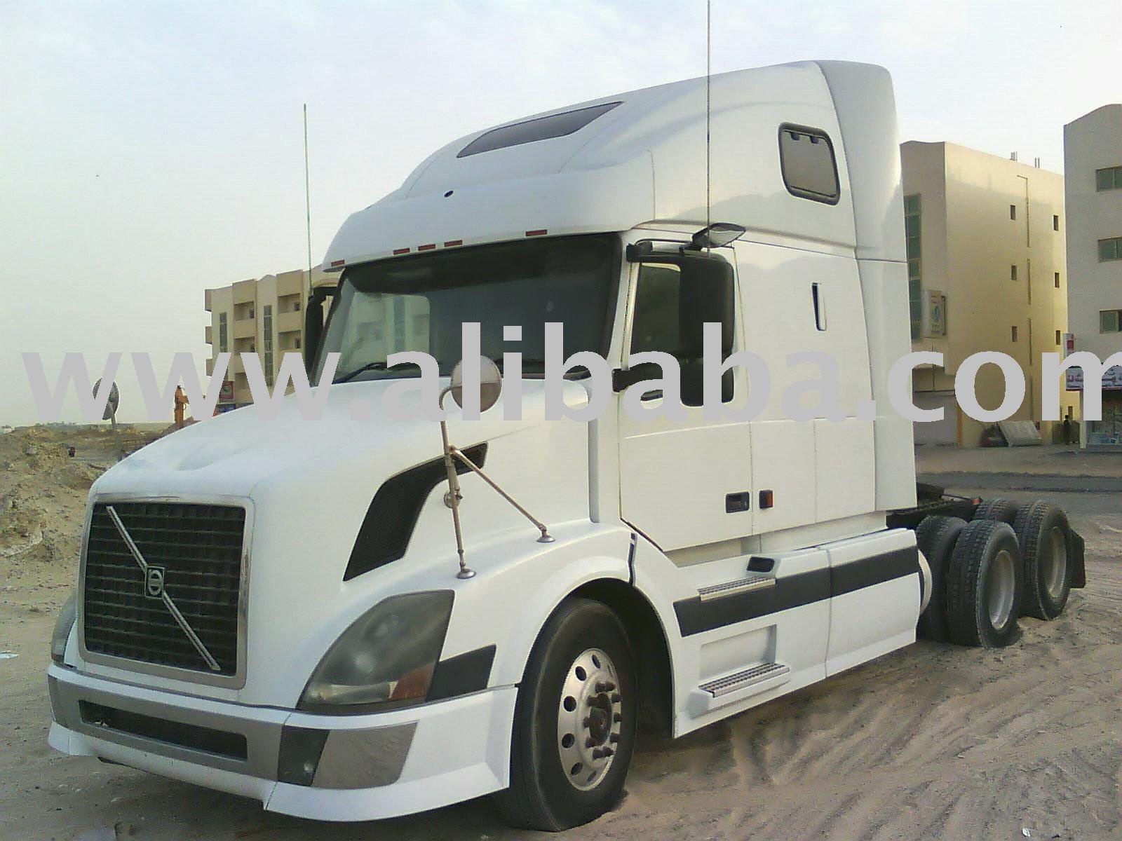 semi volvo freightliner fargo passenger ext vnl a detail accessories truck
