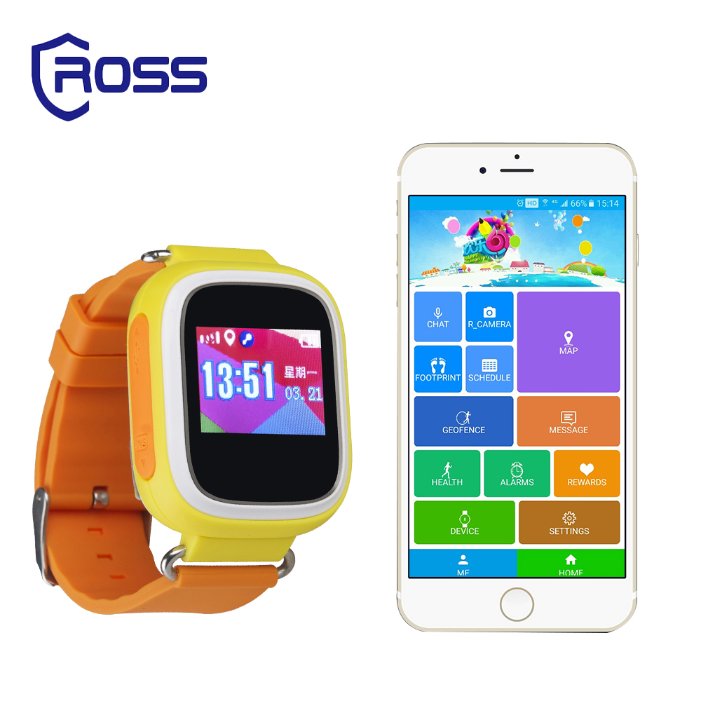 One stop service dollar store items general amazon hot selling sos blue smart watch for kids with gps and phone with waterproof