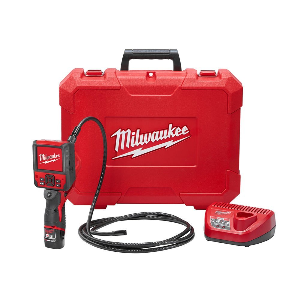 Milwaukee 2316-21 M12 M-Spector Flex 9' Inspection Camera Cable Kit ,,#id(toolup, #UGEIO880291841020055