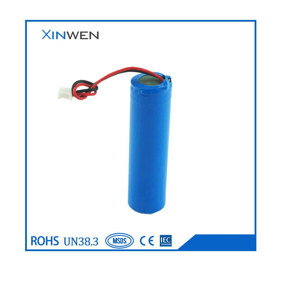 18650 3.7v 2200mah rechargeable li ion battery