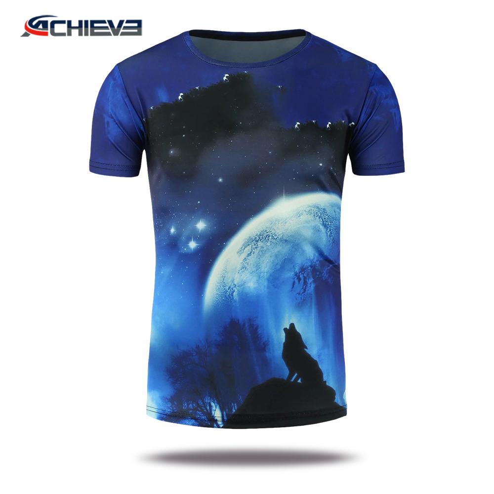 2018 Custom Design New Stylish Fancy T Shirt Cheap T Shirt Men
