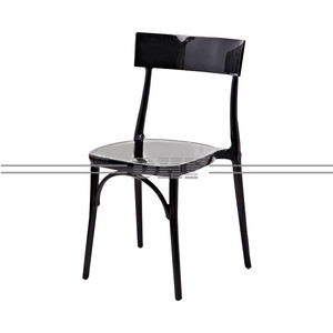Manfacutuer Wholesale Sillas Plasticas Outdoor Plastic Chair