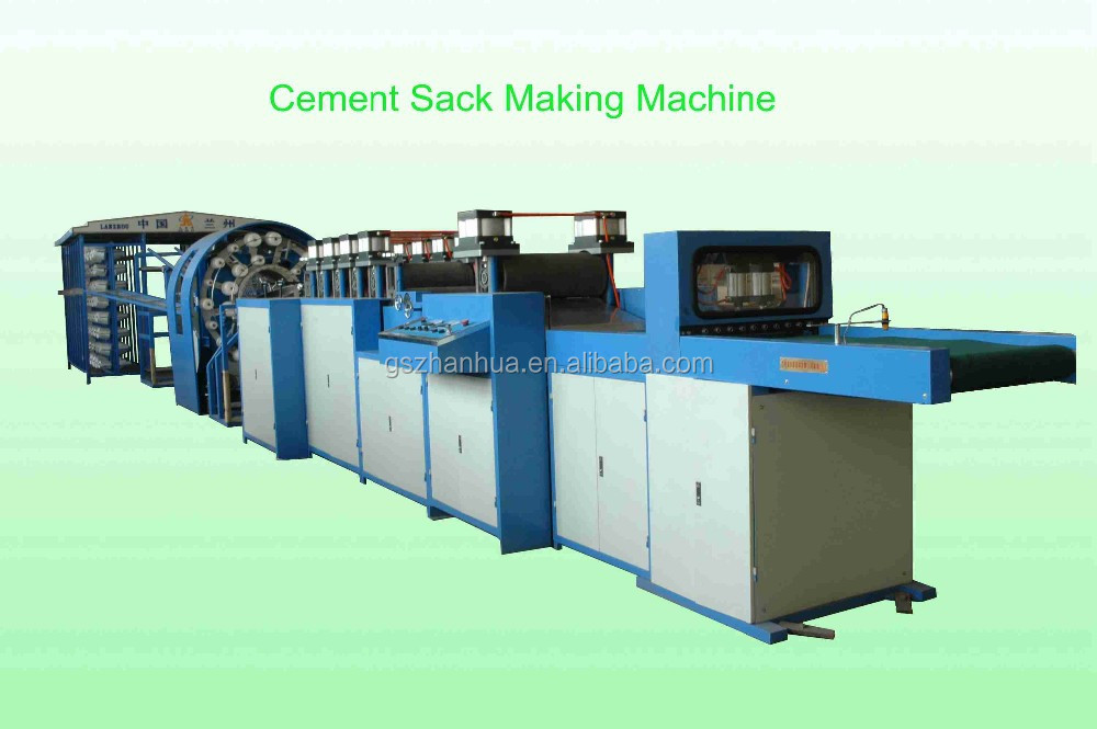 Ce,Iso9001:2008 Certificated Kraft Paper Yarn Cement Sack ...
