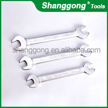 Double Open-end Wrench Open Ended Slogging Spanner - Buy Open Ended