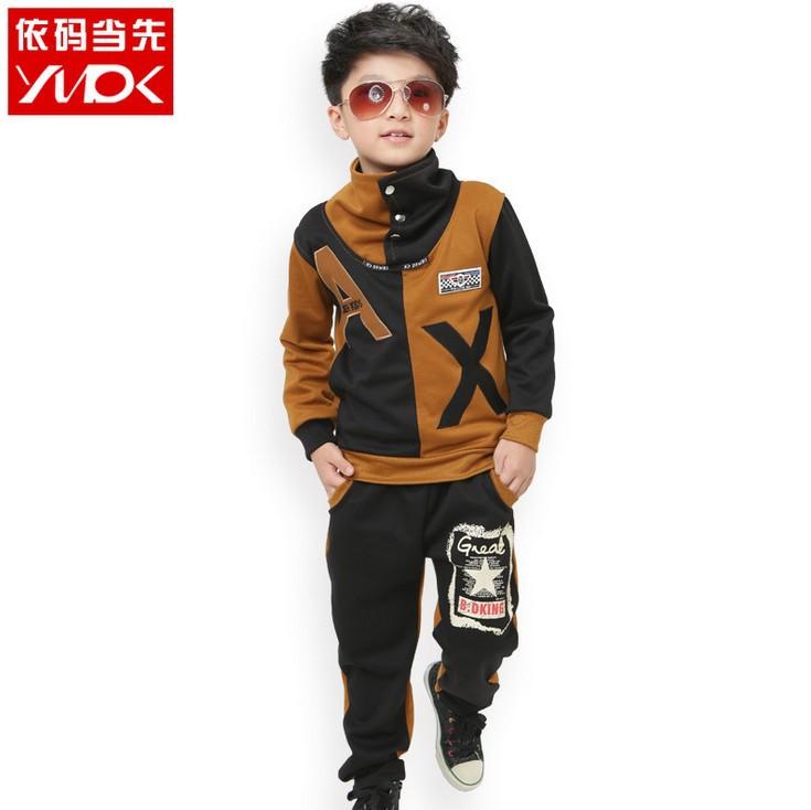 Little boys fashion clothing