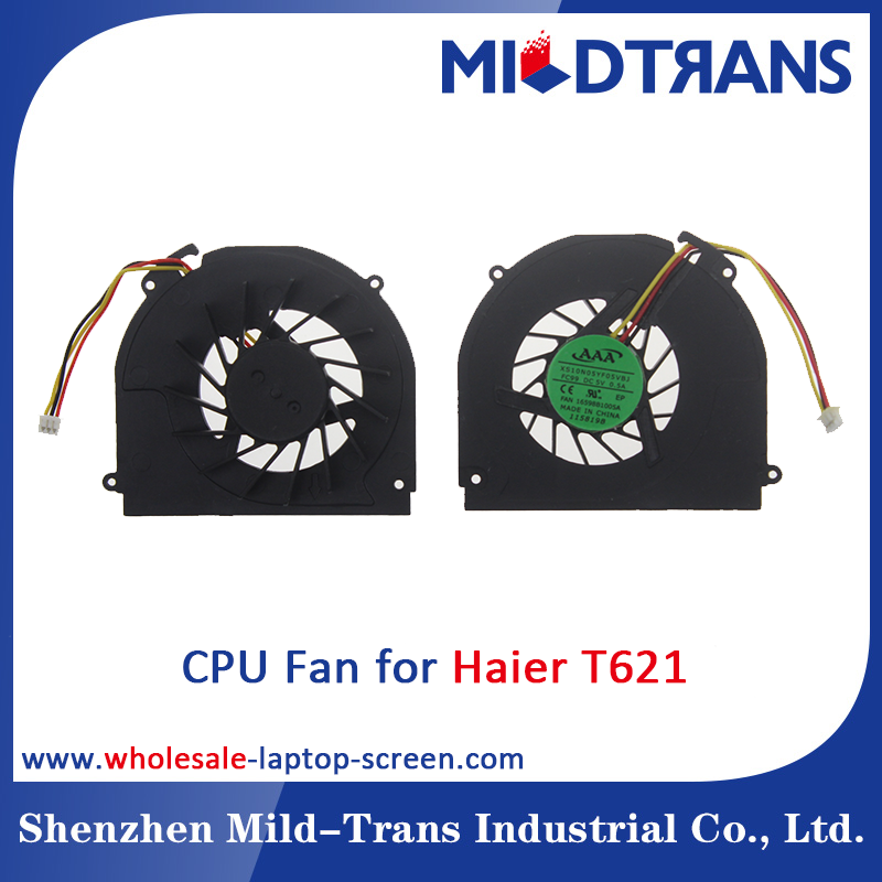 New Replacement Notebook CPU Cooling Fan For Haier T621