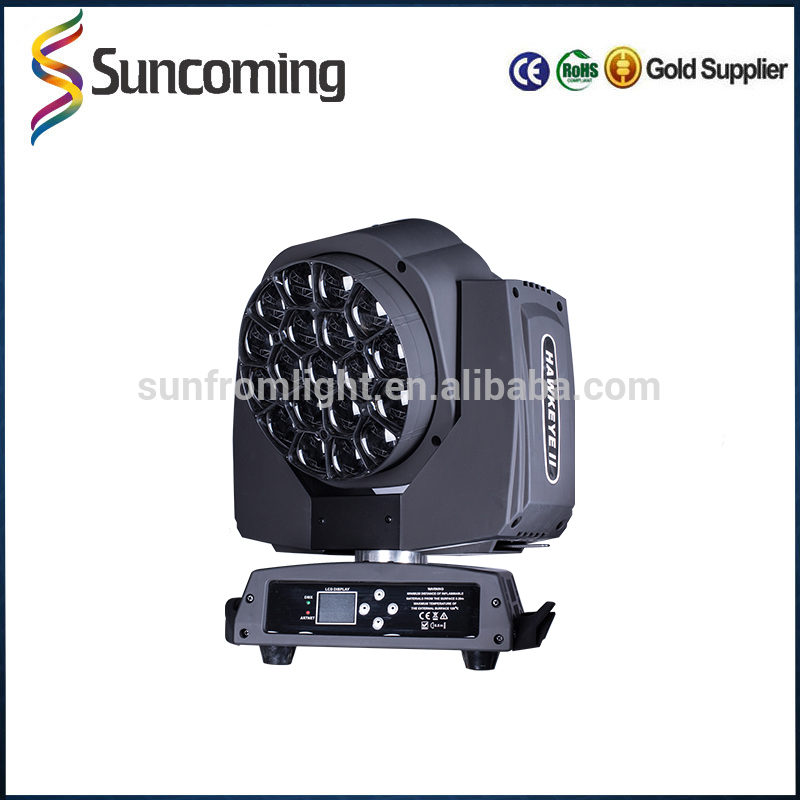 Fast delivery DMX channel optional moving head flight case