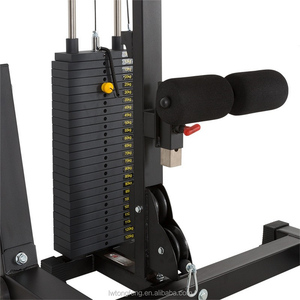 hot sale home commercial One Station Home Gym with 100 lb free weight stacks