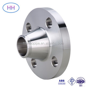 PP coated steel flange