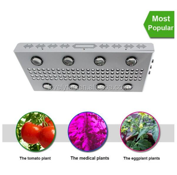 Indoor Led Grow Light 1000W Advanced Platinum Series Led Grow Light With Ce Certificate