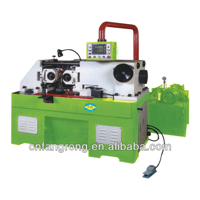 High Speed Rebar Thread Rolling Forming Machine FR-75
