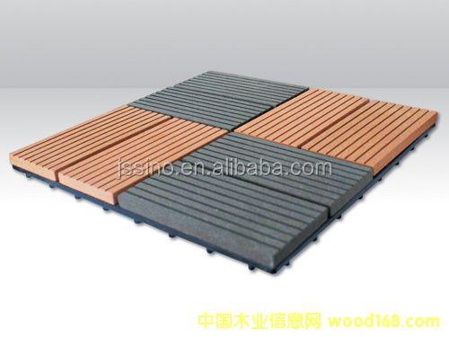 Do It Yourself Interlocking Plastic Outdoor Decking Tiles Solar For Balcony Patio