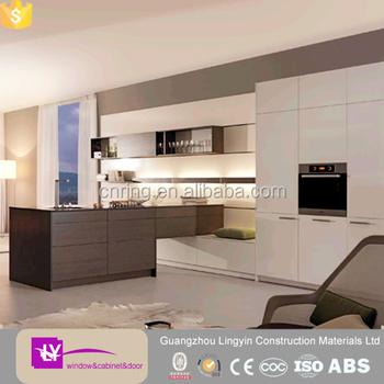 cheap modern kitchen cabinet import from guangzhou buy