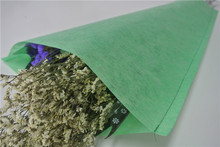 Popular in russia! PET Non woven Sleeve Flower Packing