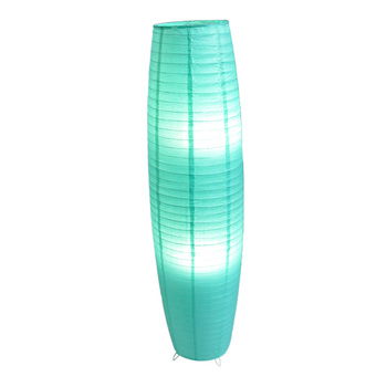 Whole Collapsible Paper Lantern Floor Lamp