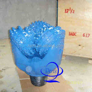 API tricone rock bit ditch witch horizontal directional drilling parts