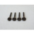 Popular worldwide factory price patterned ebony violin parts