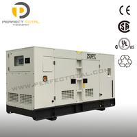 250kva silent generator set with Cummins engine