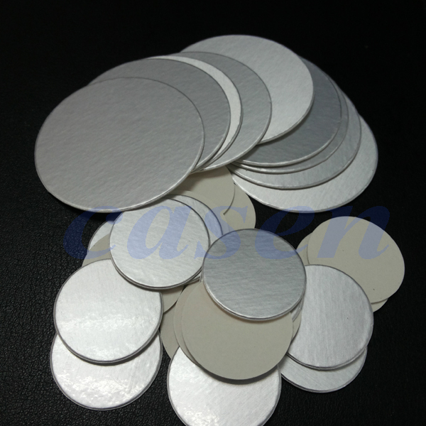 Tablets Bottle Foil Seals For Glass And Plastic Container - Buy Tablets  Bottle Foil Seals,Aluminum Foil Lids,Tablets Bottle Foil Seals Product on