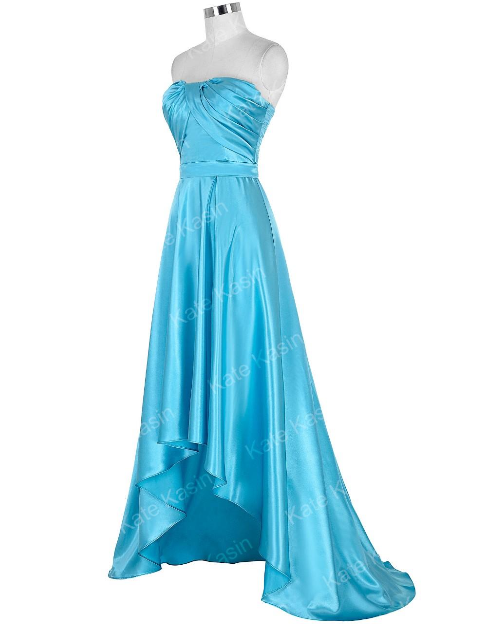 Floor Length Silk Dresses