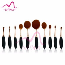 Factory design custom logo morphe makeup brushes export to England