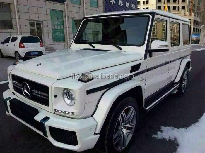 Auto Parts Make In China G Class G63 G65 Am-g Body Kit For G-class G500  G550 G63 Plastic Material Pp - Buy Body Kit,G65 Body Kit,G65 Body Kit For
