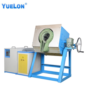 Energy-saving metal melting induction furnace