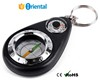 GPS Map Keychain Compass Promotion Gift,Plastic Giveaway Compass Gift Box,Free Sample Compass Made In China Supplier