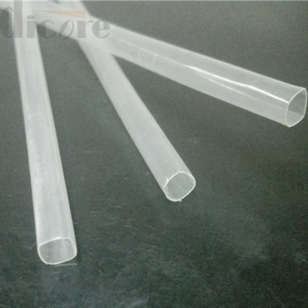 175 degree 2.4mm PVDF high temperature heat shrink tube