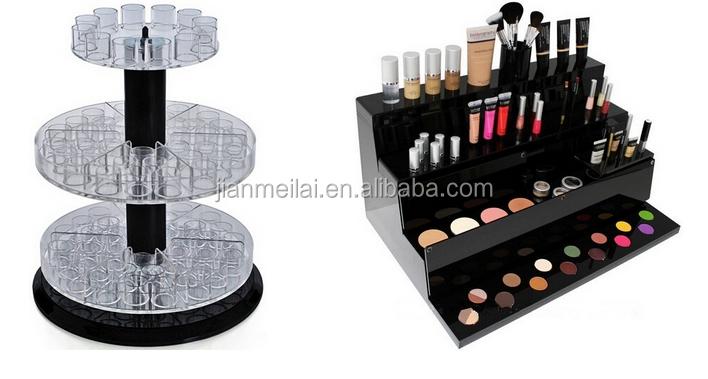 J-jml7083!! Tope Sale Fashional Acrylic Skincare Display Stand For ...