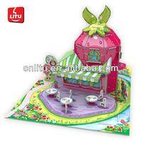 Paper & Eps 3d Customized Puzzle Strawberry Shortcake - Buy Puzzle ...