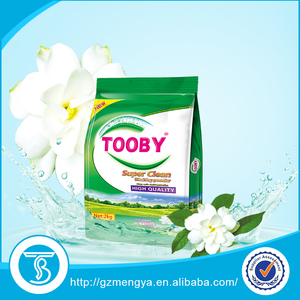 TOOBY Brand name bulk laundry detergent powder