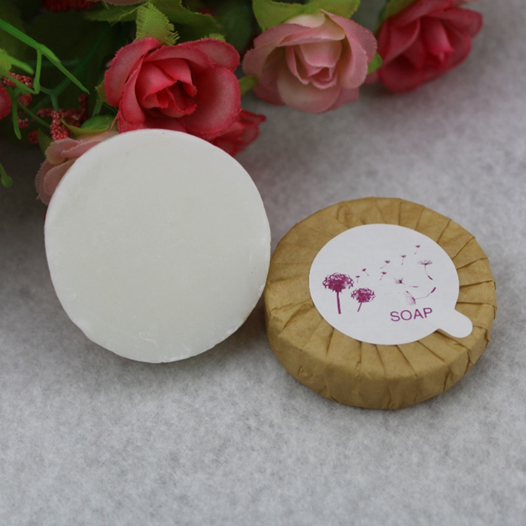 China Professional Oem mini 15g  hotel supplies soap