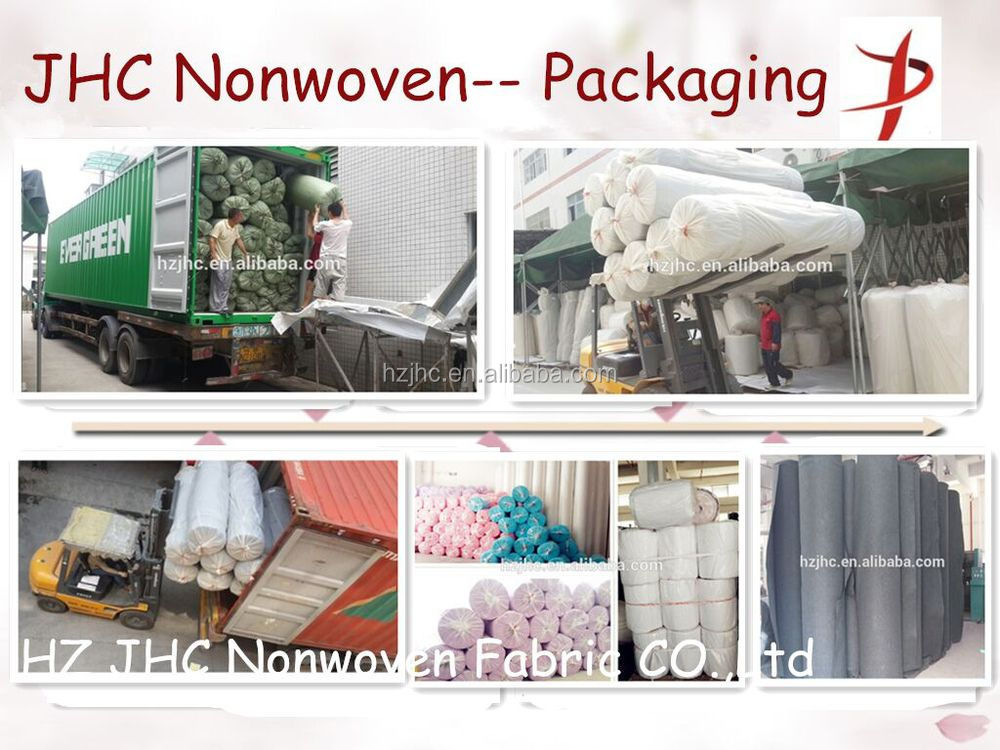 Custom waterproof film pp nonwoven fabric laminated nonwoven felt supplier