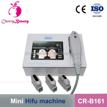 Korea Forehead Wrinkles Hifu Procedure Best Wrinkle Reducer Diy Home Use  Mini Hifu Machine With 5 Cartridges For Face And Body - Buy Forehead  Wrinkles