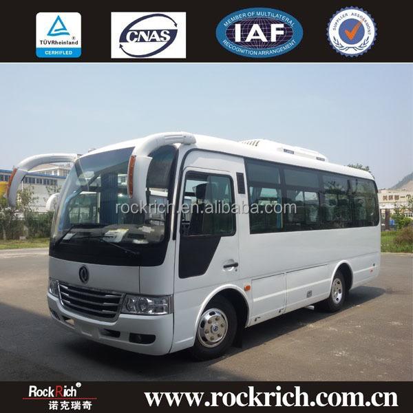 Luxury 50 Seats Pssenger Made In China Medium Bus On Sale