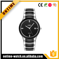 2017 New products japan movt watch best women ceramic watch brand