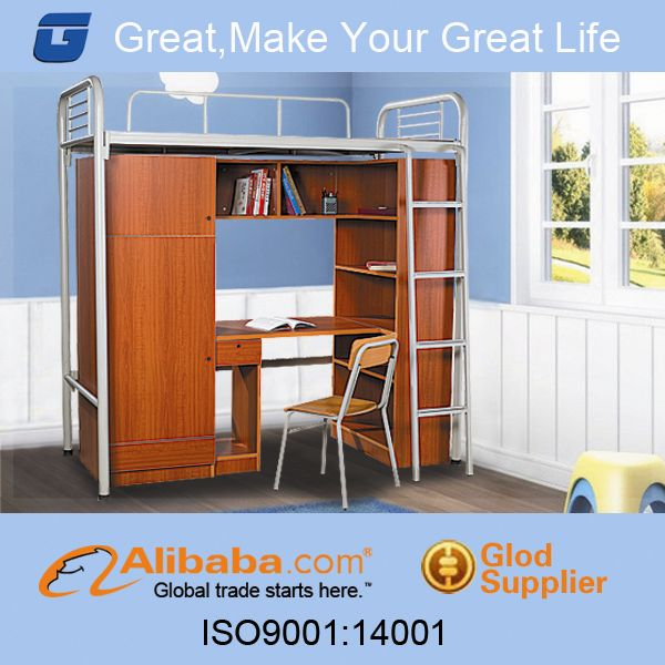 Alibaba china double bed next day delivery