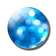 Сердце любовь 30 мм магнит на холодильник мультяшный цветок Звезда цветное сердце стекло купол магнитный холодильник наклейка держатель дл...(Китай)