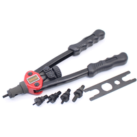 Riveter Nut Gun BT604 Metal rivet Blind Heavy Hand INSERT Rivet NUT Tool Manual Mandrels M3 M4 M5 M6 M8 M10 M12