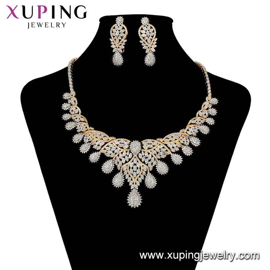 set-159 Xuping gorgeous women accessories jewelry sets in Korean