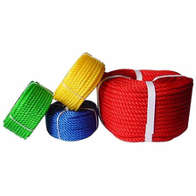 Factory Supply Cheap Polypropylene Fishing Net Twine Braided PP Rope