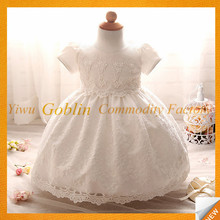 GBJY-735 2017 Trending Products Simple Frock Design For Girl Baby Frock 1 To 2 Year Fairy Dress For Baby Girl