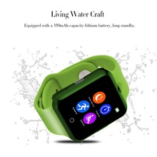 Health Fitness Smart Watch Phone SW88 with GSM SIM TF Card Slot High Quality Sound UV Test Heart Rate Measure ECG Analysis
