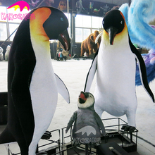 KANO3046 Theme Event High Quality Pneumatic Animatronic Penguin