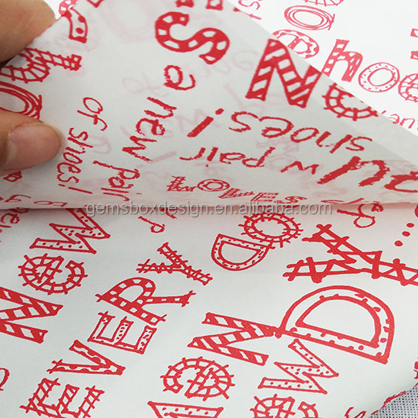 wrapping clothes Logo printed <strong>christmas</strong> <strong>tissue</strong> <strong>paper</strong>
