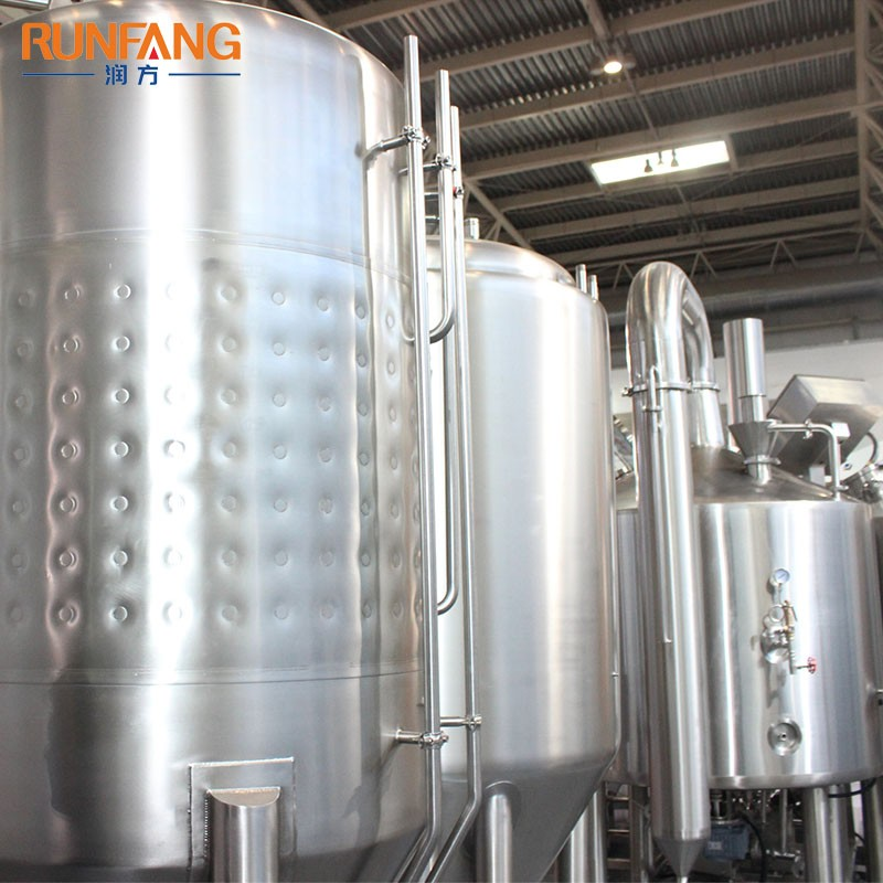 1000L/2000L Draft Beer Brewing Equipment Brewery Equipment For Sale